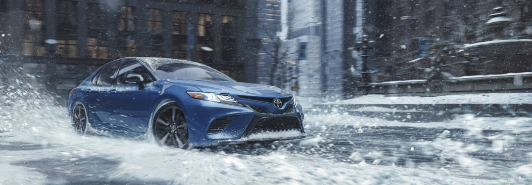 Does the Camry have AWD?