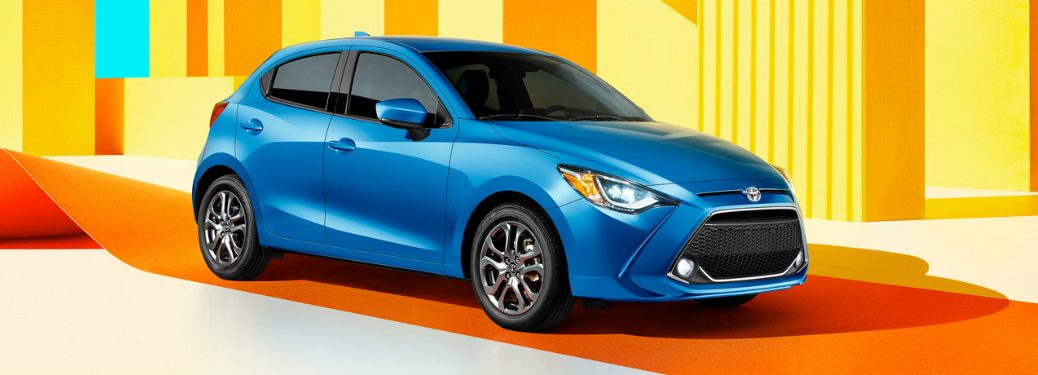 2020 Toyota Yaris hatch