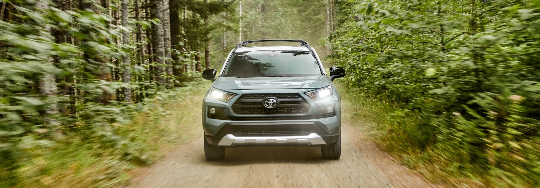 What is TV-AWD on a Toyota RAV4?