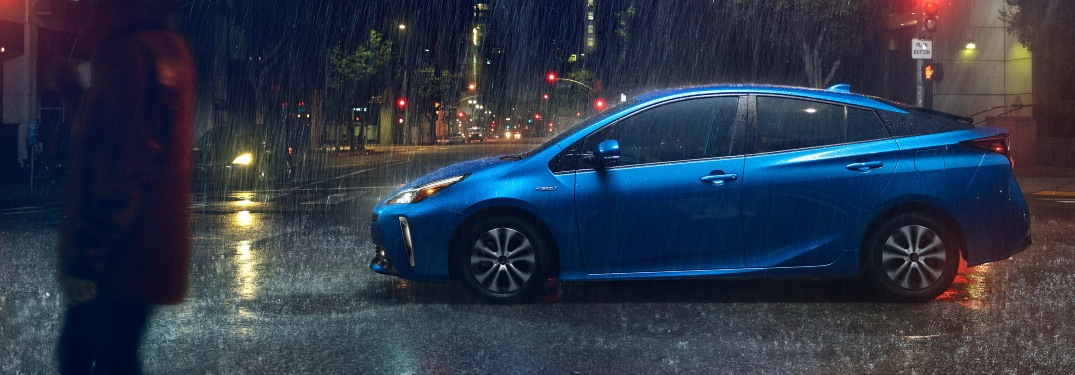 What Toyota Hybrid gets the best gas mileage?