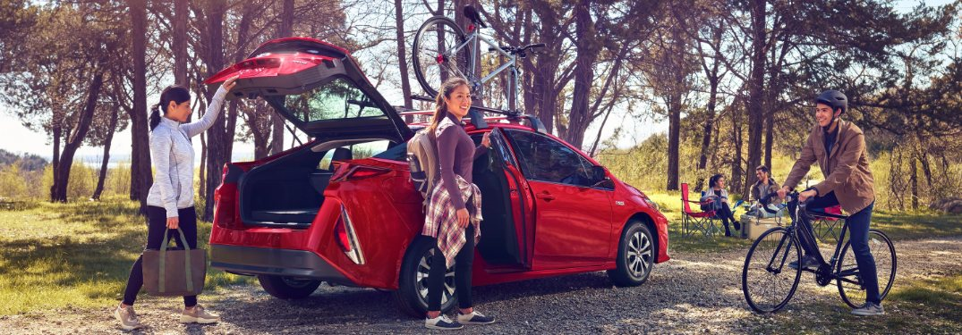 What's the difference between Prius and Prius Prime?