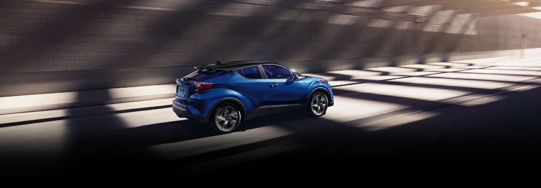 What does C-HR stand for?