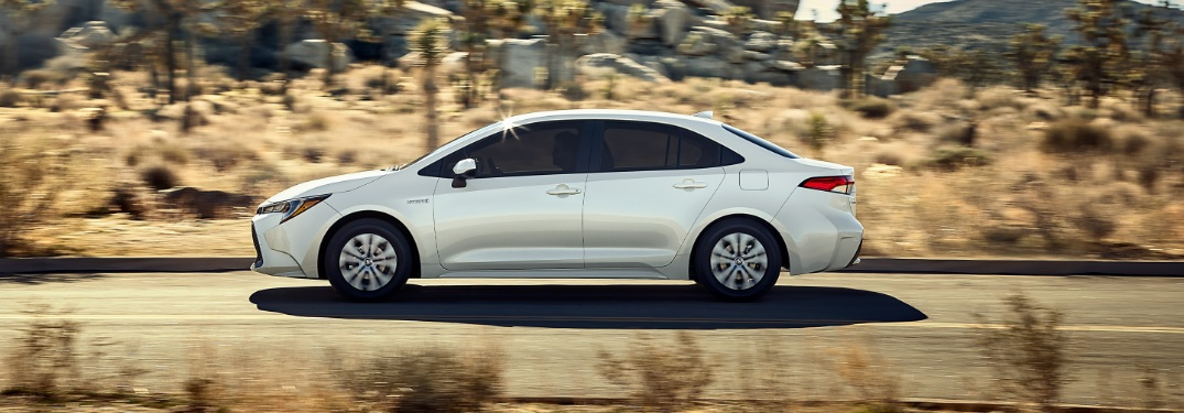 What safety features does the 2020 Toyota Corolla have?