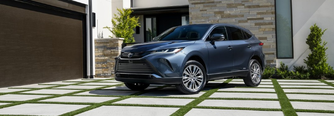 Learn about the hybrid performance of the 2021 Toyota Venza