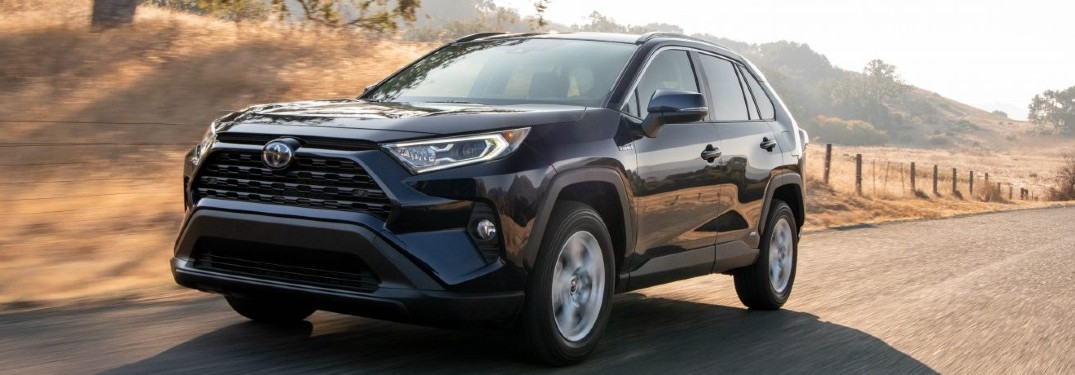 Watch a video overview of the 2021 RAV4!