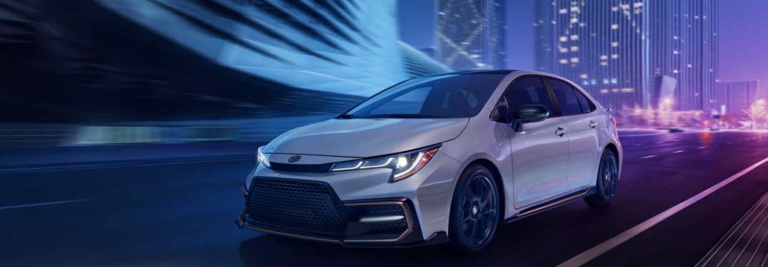 2021 Toyota Corolla MSRP & Pricing Info