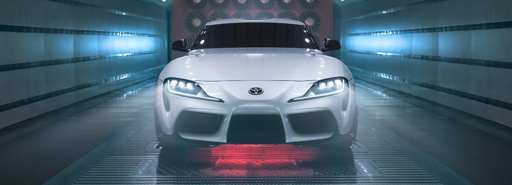 2022 Supra A91-CF Edition front view