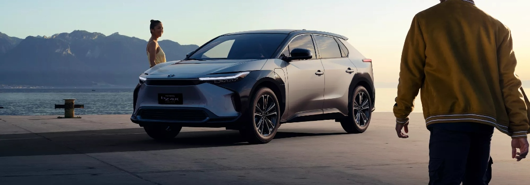 Does Toyota make an electric vehicle?