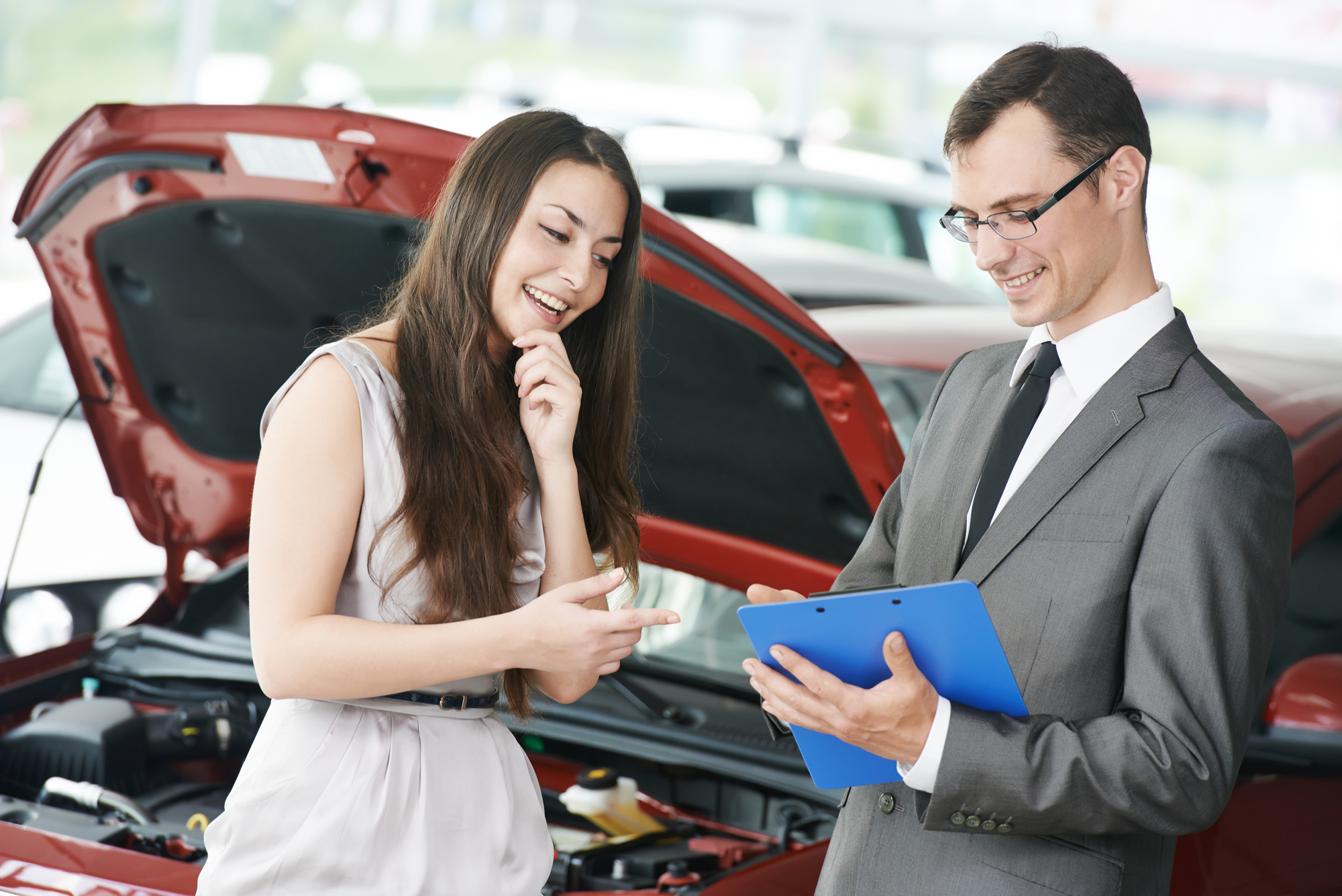 Getting a Used Car With Subpar Credit