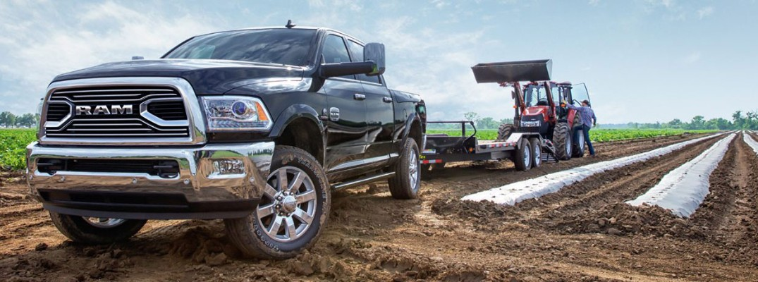 Find Out How RAM Trucks Help the American Farmer