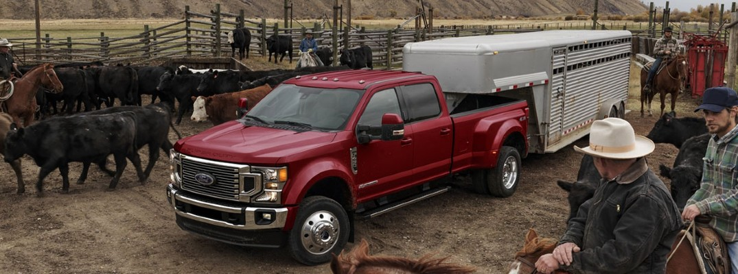 See How the Ford Super Duty Helps Build America