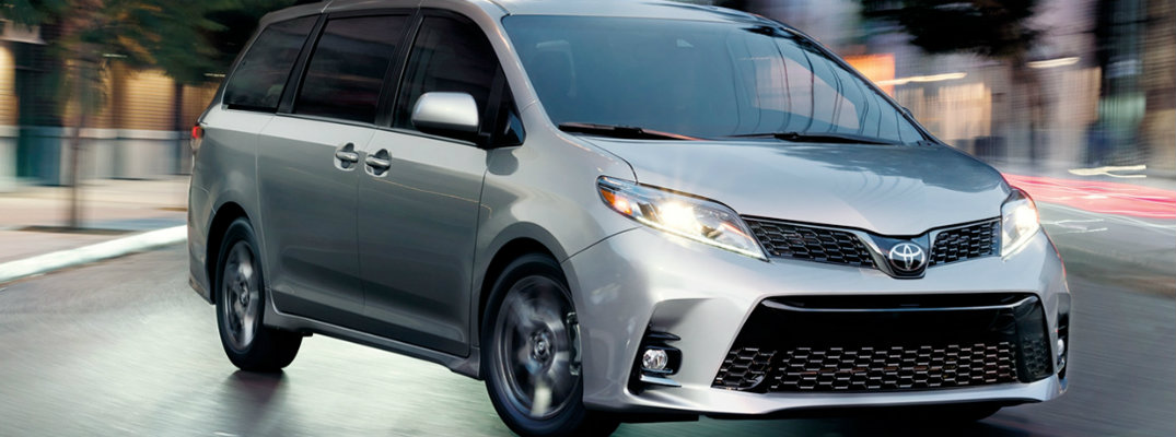 Is a Toyota Sienna Minivan Right for Me?