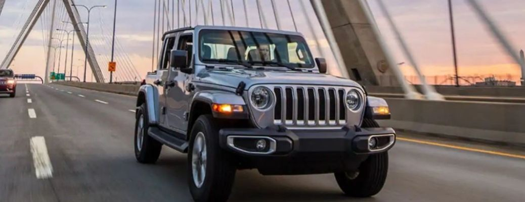 What Exterior Color Options are on the Jeep Wrangler?
