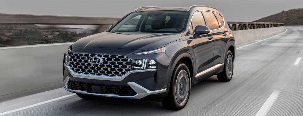 Engine Specifications and Fuel Economy Ratings of the 2021 Hyundai Palisade