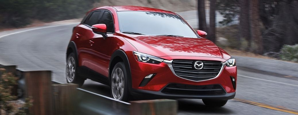 Engine Performance and Fuel Economy Ratings of the 2021 Mazda CX-3