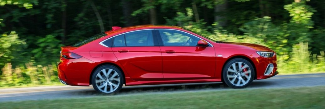 2018 Buick Regal Gs Release Date And Specs