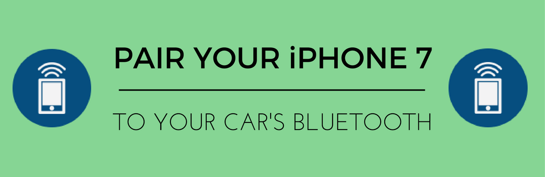 How to Connect Your iPhone via Bluetooth to your Chevy