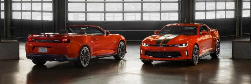 2018 Camaro Hot Wheels 50th Anniversary Edition Release Date And