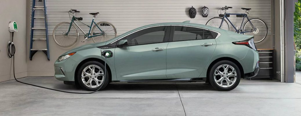 How Far Can The 2018 Chevrolet Volt Drive On One Charge Tank