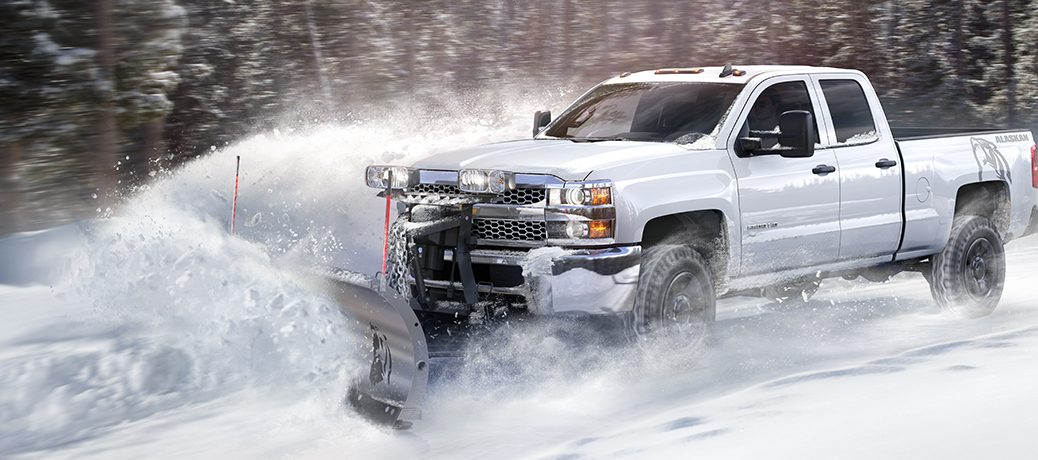 How Much Can The 2019 Chevrolet Silverado 1500 Tow