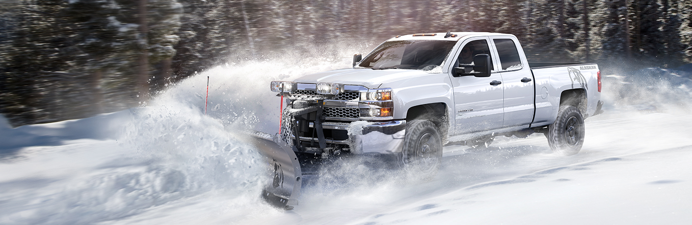 How Much Can the 2019 Chevrolet Silverado 1500 Tow?