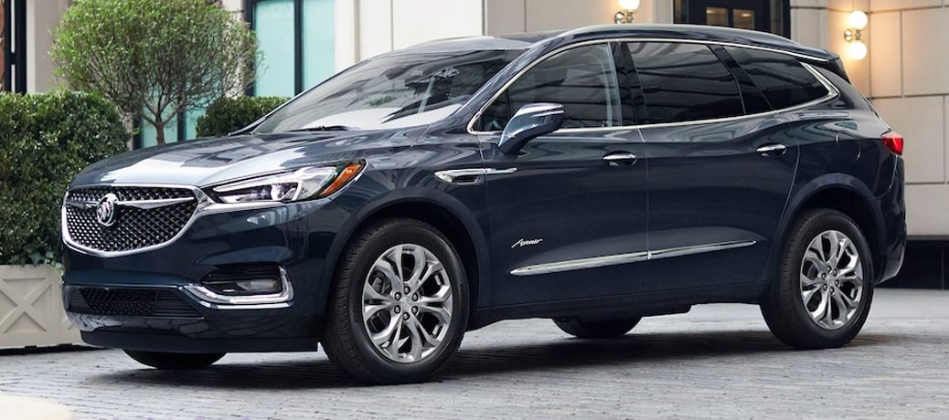 Buick Enclave Seating Capacity >> How Much Space Does The 2019 Buick Enclave Interior Offer