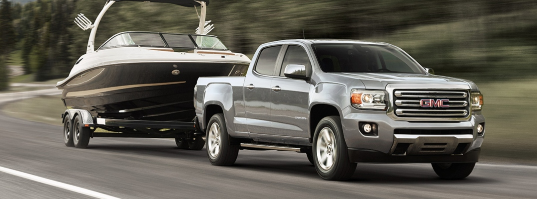 Gmc Canyon Towing Capacity >> How Much Weight Can You Tow With The 2019 Gmc Canyon