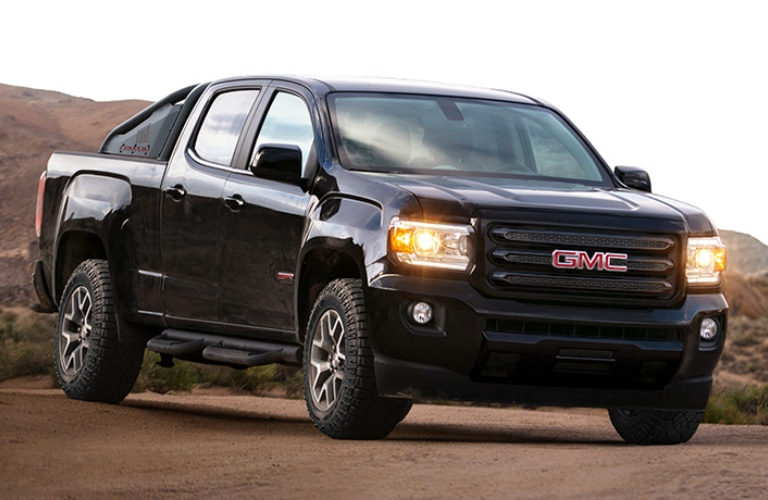 How Much Weight Can You Tow With The 2019 Gmc Canyon