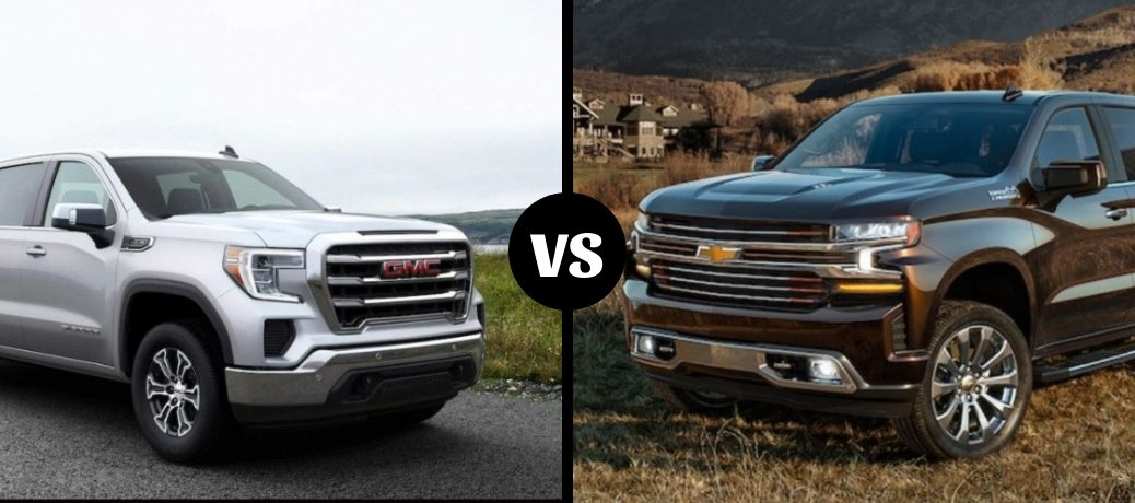 Gmc Vs Chevy >> What Is The Difference Between The 2019 Gmc Sierra And The 2019