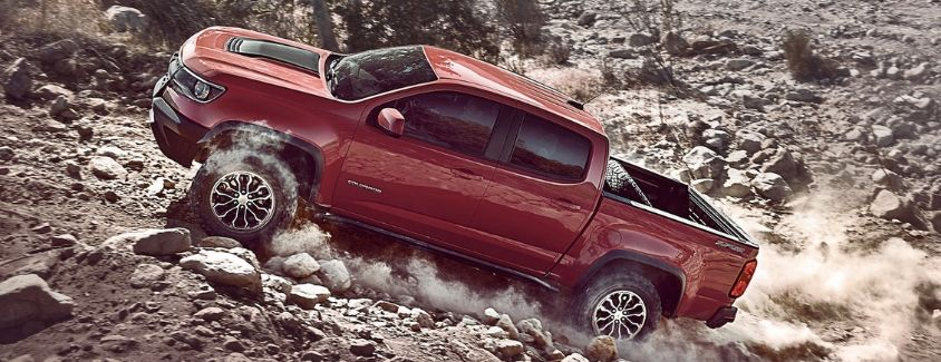 What is the Best Chevrolet Vehicle for Off-Road Driving?