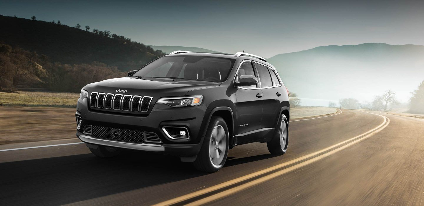 The 2019 Jeep® Cherokee Is a Must-See SUV