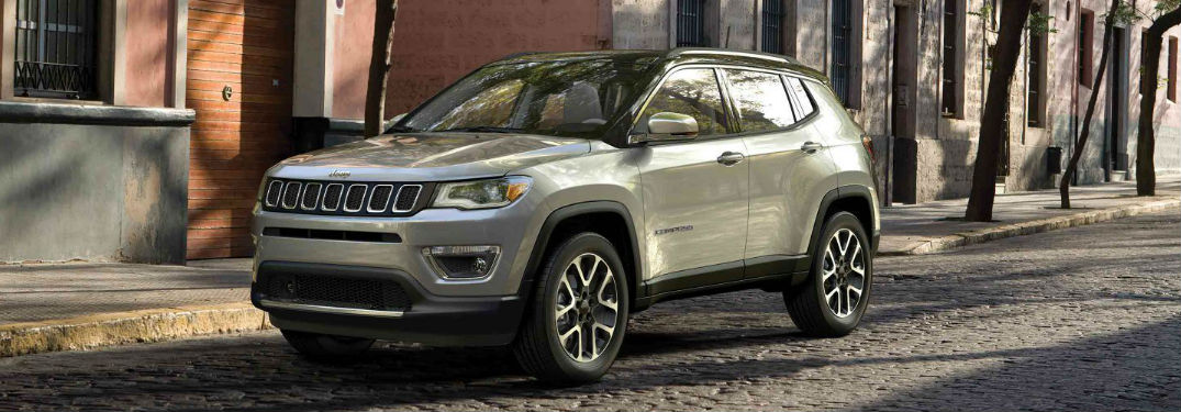 High-tech safety features help give 2019 Jeep Compass a top rating for passenger protection