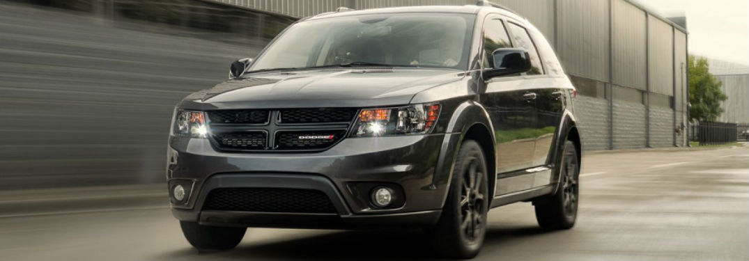 2019 Dodge Journey offers impressive safety rating thanks to long list of available features
