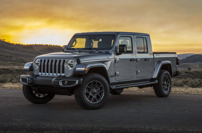 The 2020 Jeep Gladiator: WHAT A JEEP!