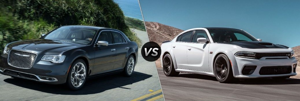 2019 Chrysler 300 vs 2020 Dodge Charger
