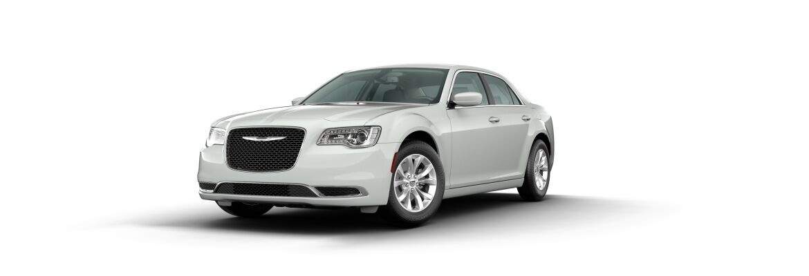 2020 Chrysler 300 Bright White Clear-Coat