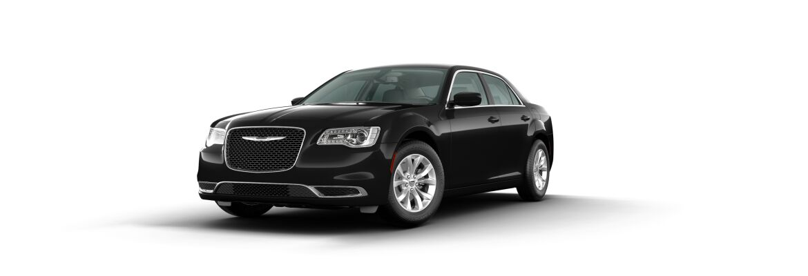 2020 Chrysler 300 Gloss Black