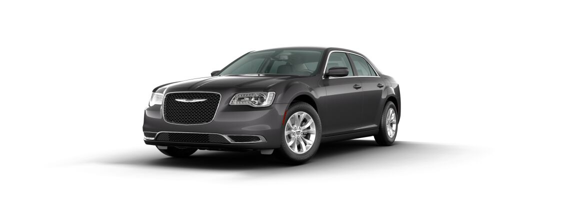 2020 Chrysler 300 Granite Crystal Metallic Clear-Coat