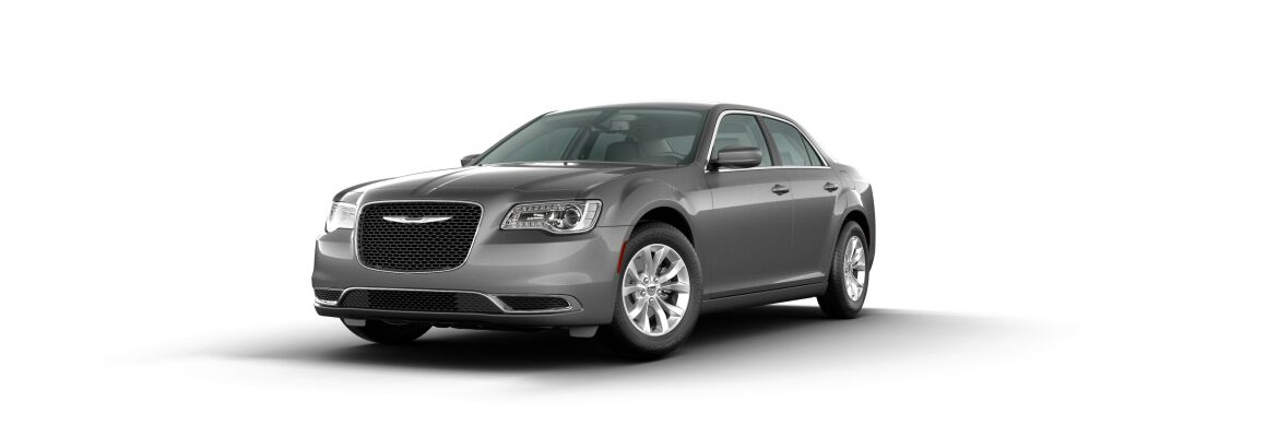 2020 Chrysler 300 Silver Mist Clear-Coat