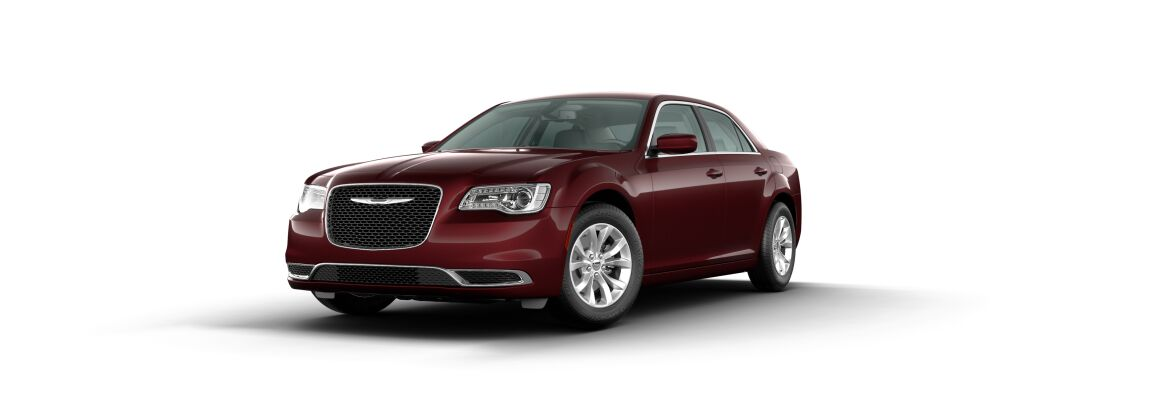 2020 Chrysler 300 Velvet Red Pearl-Coat