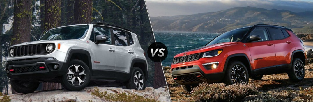 What Are The Differences Between The 2020 Jeep Renegade And