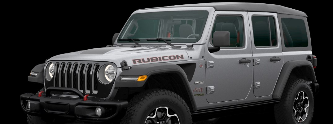 What's Included in the 2020 Jeep Wrangler Rubicon Recon Special Edition?