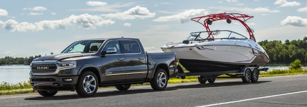 5 Available engine options to choose from in the 2021 Ram 1500 powertrain lineup