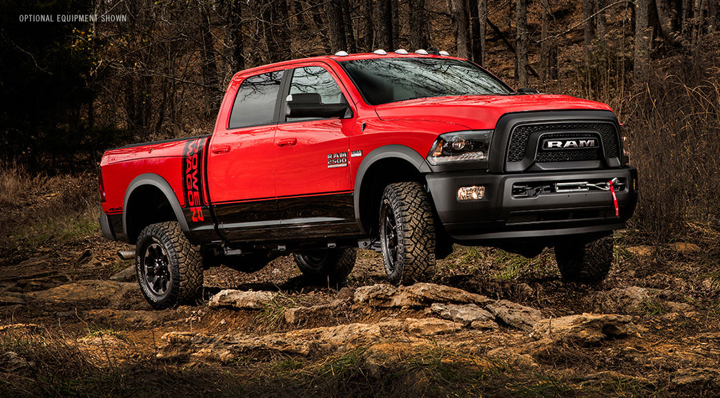 Dodge Ram 2017 >> Expo Showcases The New 2017 Ram Power Wagon Lake Wales