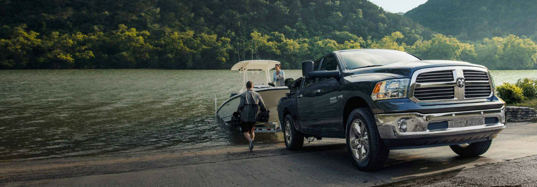 2019 Ram 1500 delivers powerful towing capacity thanks to three available engine options