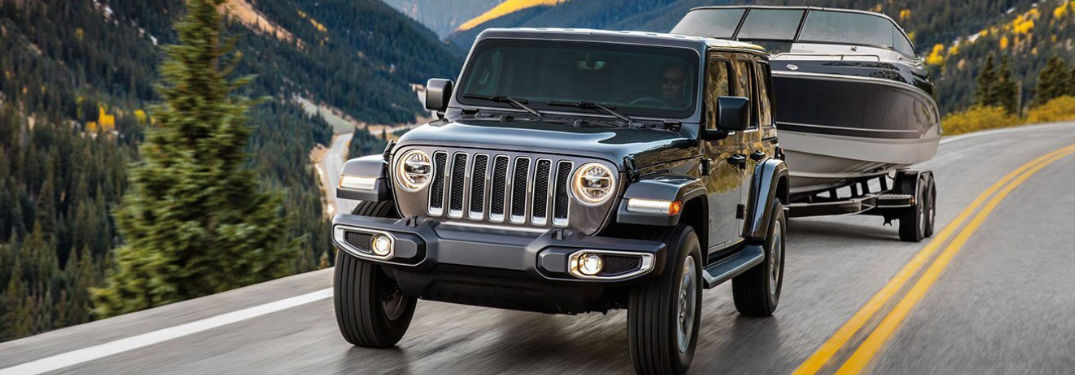 Two engine options available in new 2019 Jeep Wrangler help deliver the power and capability you need on and off the road