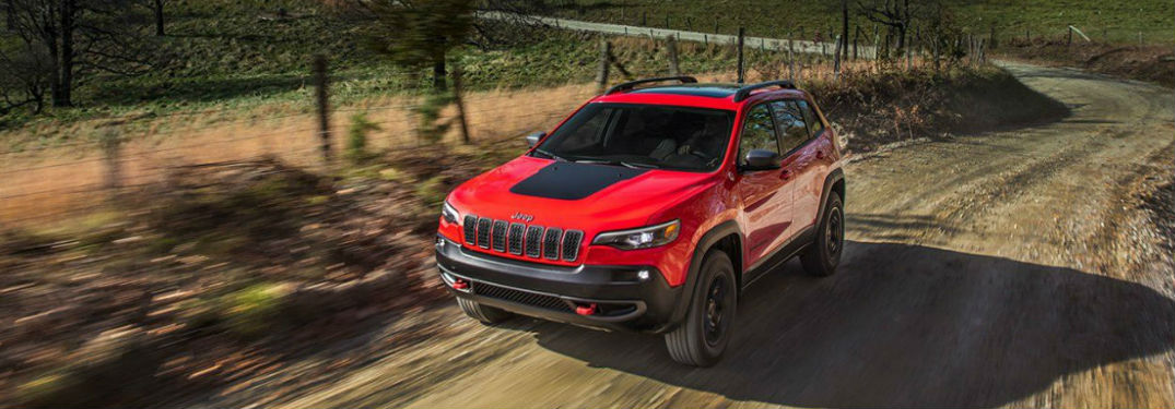 Strong list of advanced safety features helps give new 2019 Jeep Cherokee a top rating