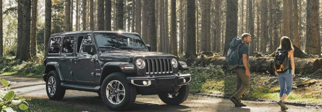 High-tech features and luxurious comfort options available in new 2020 Jeep Wrangler