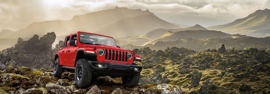 Powerful engine options available in the 2020 Jeep Wrangler give you the horsepower and torque you need for an adventure