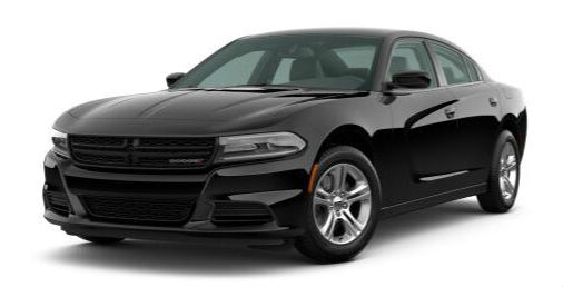 2020 Dodge Charger Pitch Black